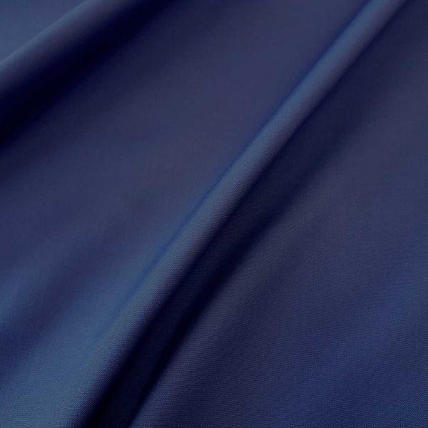 """Stoff Outdoorstoff Dralon uni dunkelblau """"Caribe"""" wasserabweisend lichtecht 0,5"""