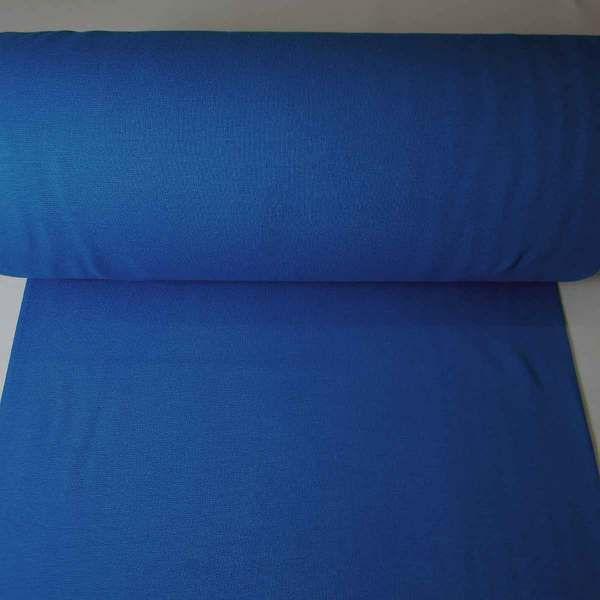 Bündchenstoff Jersey Schlauchware blau royal Ökotex100