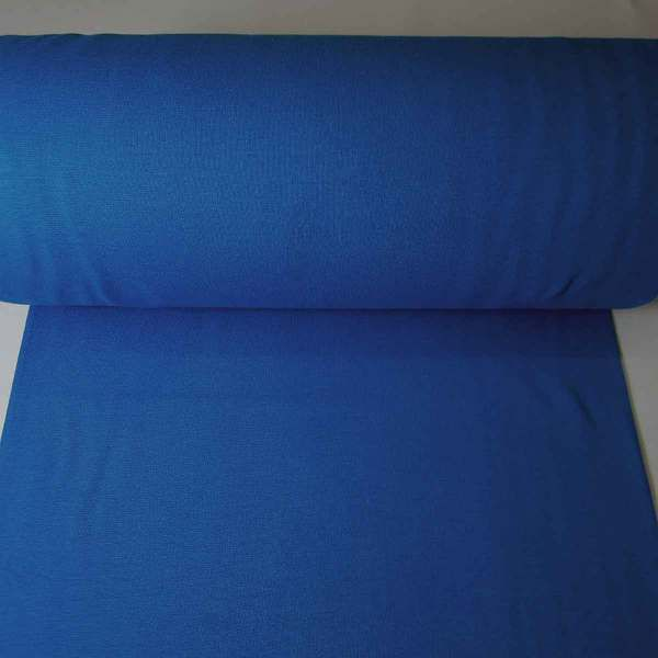 Kurstück Jersey Schlauchware blau royal Ökotex100-Copy 0,45m x 0,36m