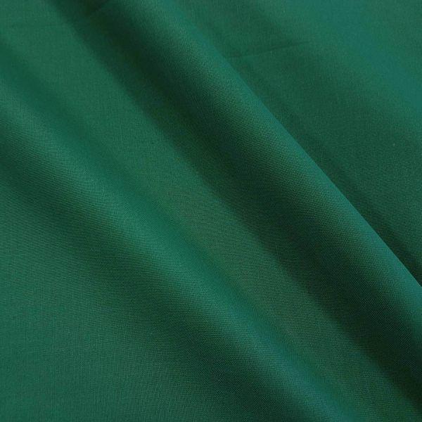 Stoff Baumwolle Fahnentuch grün uni 0,5