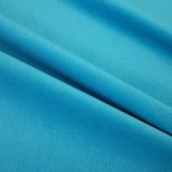 Stoff Baumwolle Meterware Cord aqua Feincord leicht weich
