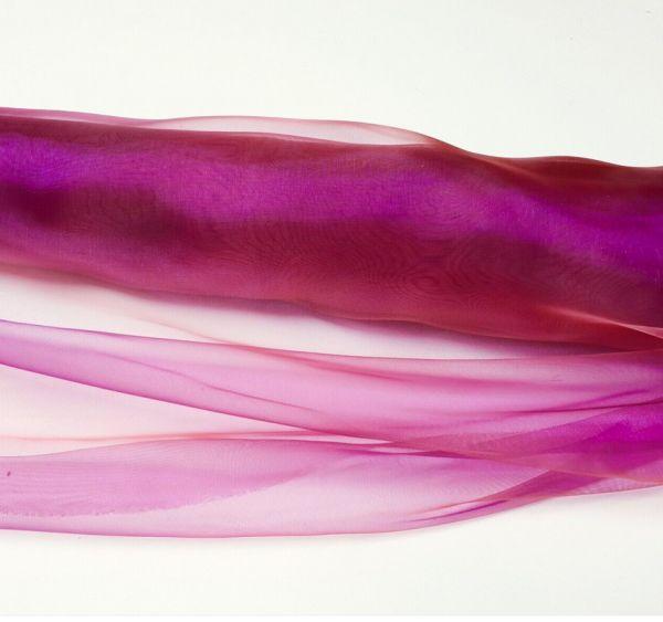 Stoff Meterware Polar Fleece pink weich warm kuschelig antipilling