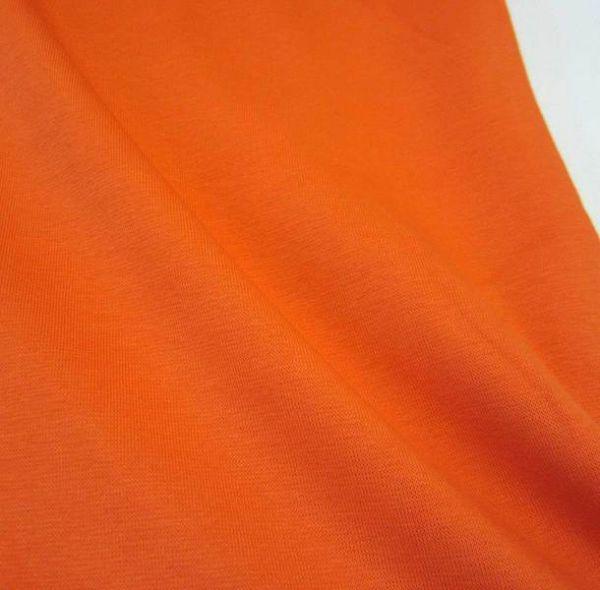 Bündchenstoff Jersey Schlauchware orange Bündchen Ökotex100