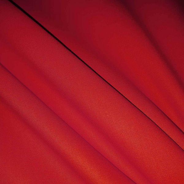 Stoff Baumwolle Fahnentuch rot uni