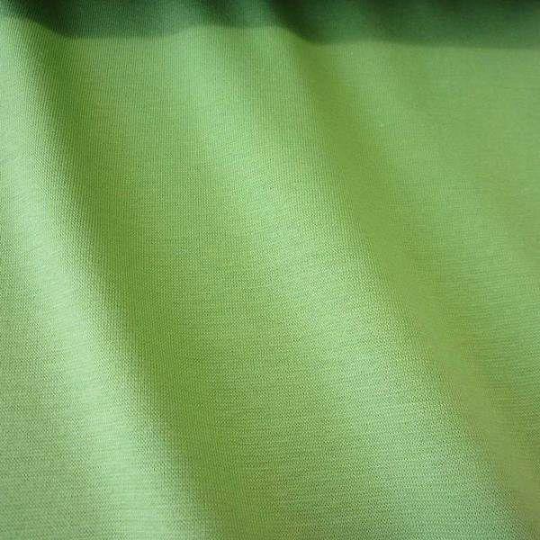 Bündchenstoff Jersey Schlauchware kiwi hellgrün Ökotex100
