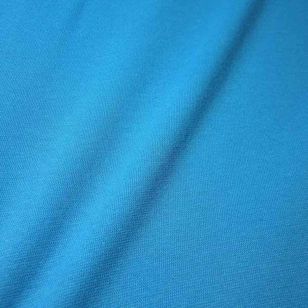 Bündchenstoff Jersey Schlauchware aqua blau pool Ökotex100